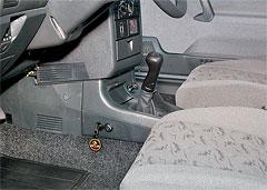 Блокиратор DRAGON  на КПП  ВАЗ 2110-12