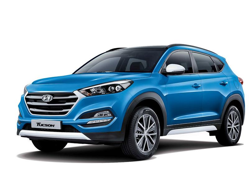 Новый компактный кроссовер Hyundai Tucson получил надежную защиту от угона