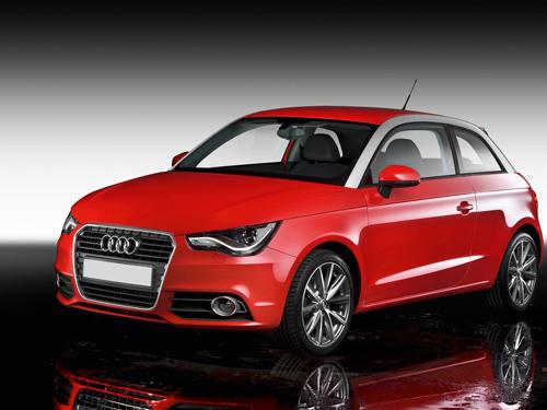 механическая противоугонная система DRAGON для Audi A1