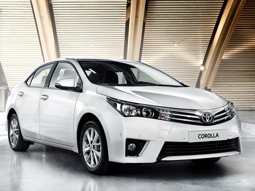 механическая противоугонная система DRAGON для Toyota Corolla