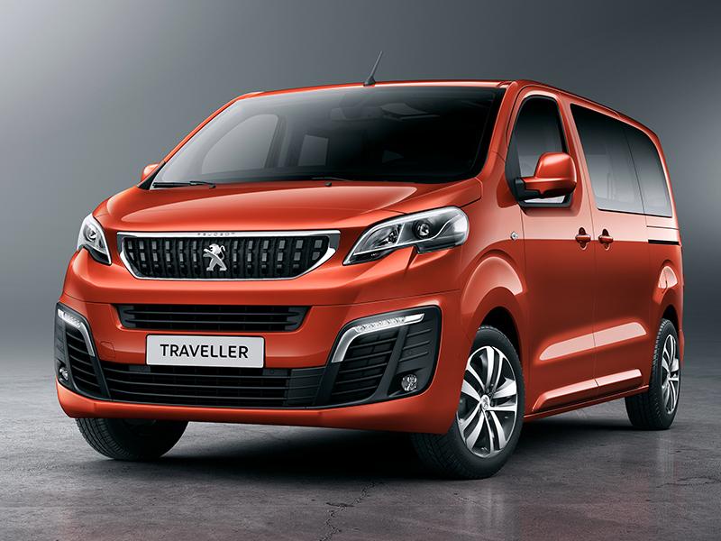Peugeot Traveller (2017-)