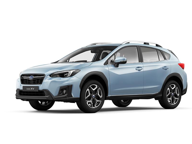Subaru XV 2107