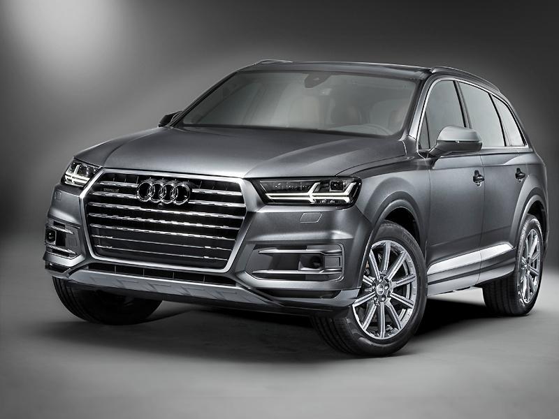 Audi Q-7 (2016-)