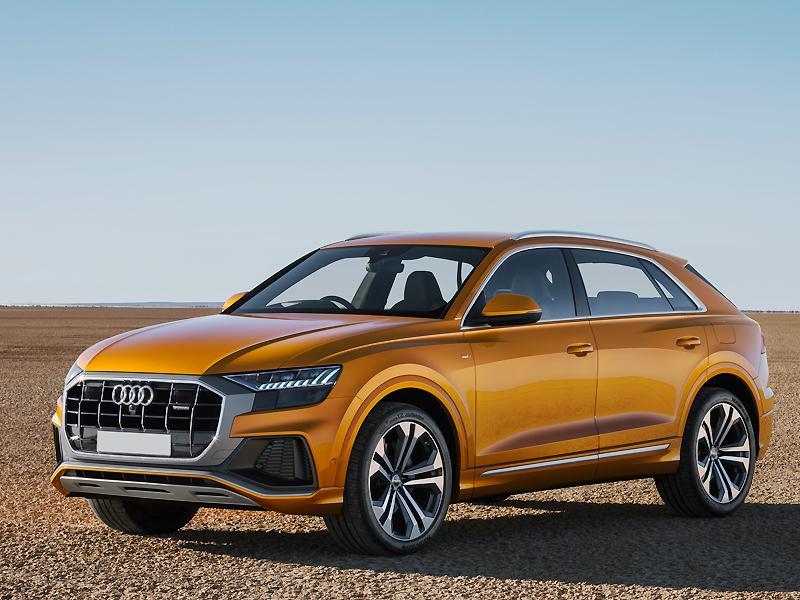 Audi Q-8 (2018-)