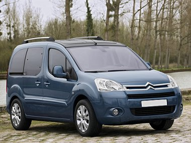 Citroen Berlingo (2008- ) мех. КП