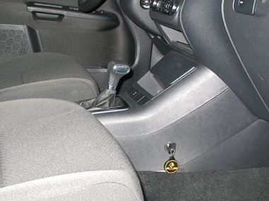 БШ КП  Volkswagen Golf Plus (2009-2011) авт. DSG КП