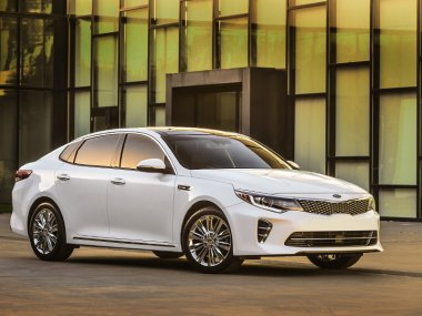 Kia Optima IV (2016-) авт. Tiptronic КП