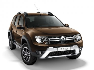 Renault Duster (2015-) мех. 5 ст. КП