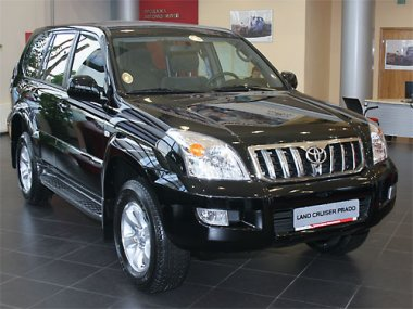 Toyota Land Cruiser Prado 120 (2003-2009) авт. КП