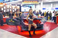 Представительство DRAGON в Санкт Петербурге активно продемонстрировала концепцию комплексной защиты автомобилей от угона