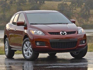 Комплексная защита от угона для Mazda CX-7 от DRAGON