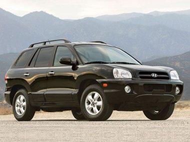 Комплексная защита от угона для Hyundai Santa Fe Classic от DRAGON