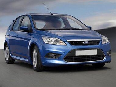 Комплексная защита от угона для Ford Focus от DRAGON