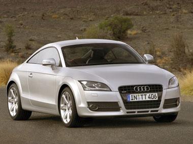 Комплексная защита от угона для Audi TT от DRAGON