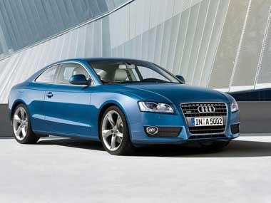 механическая противоугонная система DRAGON для Audi A5