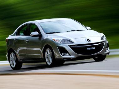 Блокиратор DRAGON на рулевой вал для защиты от угона  Mazda 3 New
