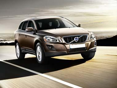 Защита от угона для Volvo XC60